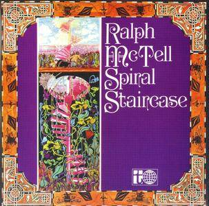 Ralph McTell ‎– Spiral Staircase (1970) [Reissue 2007]