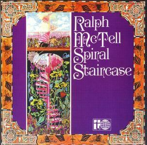 Ralph McTell – Spiral Staircase (1970) [Reissue 2007]