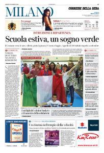 Corriere della Sera Milano – 23 maggio 2020