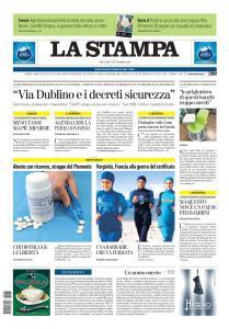 La Stampa Torino Provincia e Canavese - 17 Settembre 2020