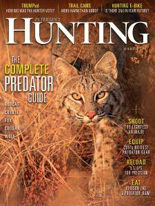 Petersen's Hunting - March 2017