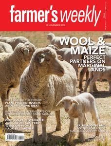 Farmer's Weekly - 15 November 2019