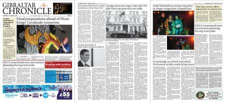 Gibraltar Chronicle – 04 January 2020