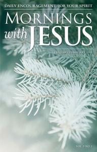 Mornings with Jesus – January 2019