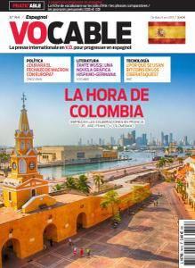 Vocable Espagnol N.744 - Du 8 au 21 Juin 2017
