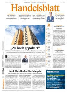 Handelsblatt - 26 Juli 2021
