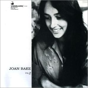 Joan Baez - Vol. 2 (1961) Reissue 2001 [Re-Up]