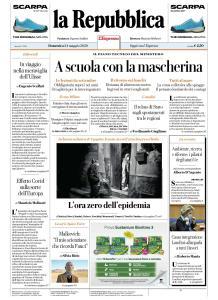 La Repubblica - 24 Maggio 2020
