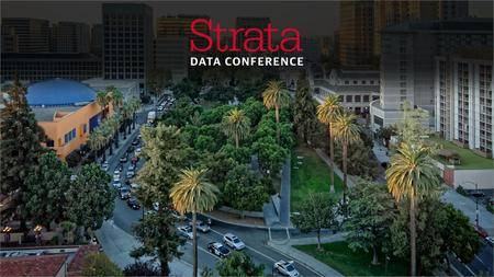 Strata Data Conference - San Jose 2018: Data Science and Machine Learning Section