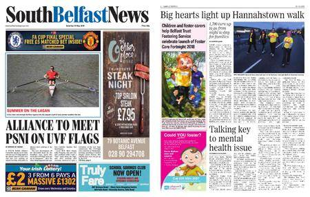 South Belfast News – May 18, 2018