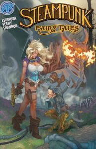 Antarctic Press-Steampunk Fairy Tales 2014 Hybrid Comic eBook