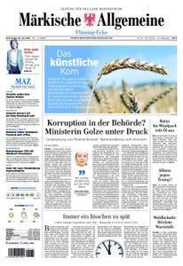 Märkische Allgemeine Fläming Echo - 26. Juli 2018