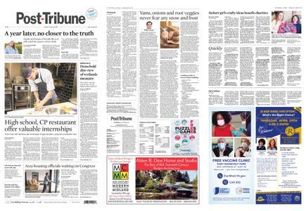 Post-Tribune – April 25, 2021