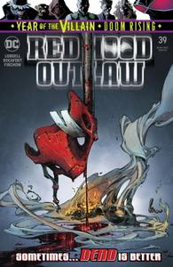 Red Hood-Outlaw 039 2019 2 covers Digital Oracle