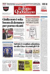 Il Fatto Quotidiano - 15 marzo 2019