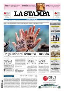 La Stampa Torino Provincia e Canavese - 15 Marzo 2019