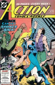 Action Comics 624 (1988) (c2c-no color edit) (DCP) (weekly