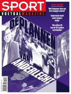 Sport Voetbal Magazine - 5 Juni 2019