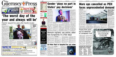 The Guernsey Press – 06 April 2018