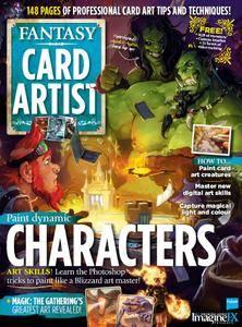 Imagine FX Presents -  Fantasy Card Artist 2016