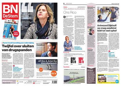 BN DeStem - Bergen op Zoom – 02 november 2018