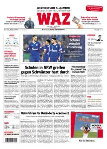 WAZ Westdeutsche Allgemeine Zeitung Oberhausen-Sterkrade - 21. Februar 2019