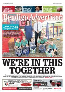 Bendigo Advertiser - March 21, 2020