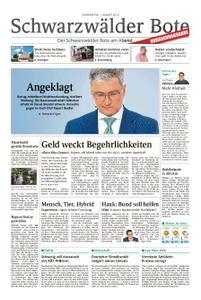 Schwarzwälder Bote Sulz - 01. August 2019