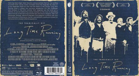 The Tragically Hip - Long Time Running (2017) [Blu-ray, 1080p]