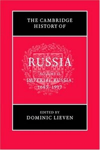 The Cambridge History of Russia, v. 1-3