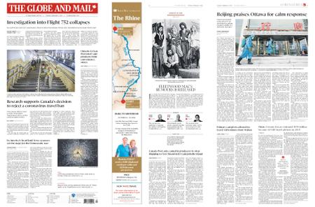 The Globe and Mail – February 04, 2020