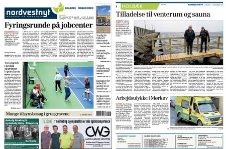 Nordvestnyt Holbæk Odsherred – 13. november 2019