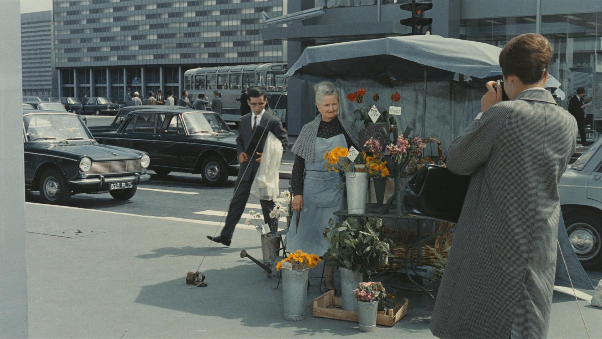 The Complete Jacques Tati - BR 4. Playtime (1967) [ReUp]