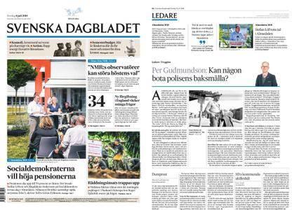 Svenska Dagbladet – 06 juli 2018