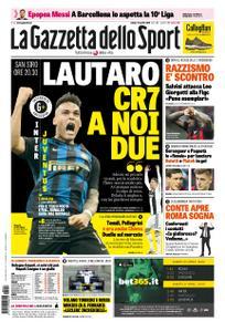 La Gazzetta dello Sport – 27 aprile 2019