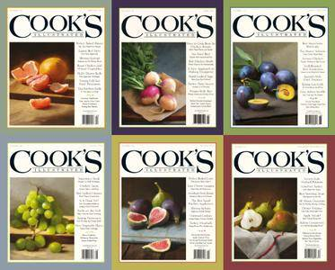 Cook's Illustrated - 2016 Full Year Issues Collection