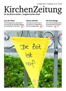 KirchenZeitung für das Bistum Aachen – 23. August 2020