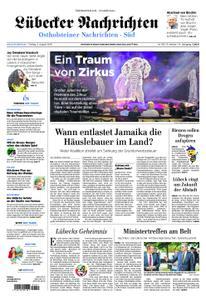 Lübecker Nachrichten Ostholstein Süd - 02. August 2019