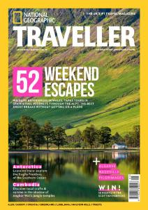 National Geographic Traveller UK - May 2021