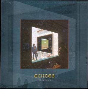 Pink Floyd - Echoes: The Best Of Pink Floyd (4LP Box Set, 2001)