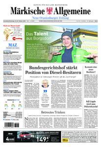 Neue Oranienburger Zeitung - 23. Februar 2019