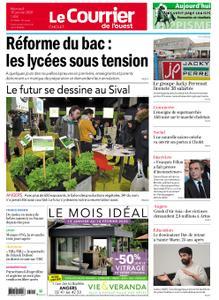 Le Courrier de l'Ouest Cholet – 15 janvier 2020