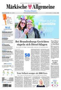 Märkische Allgemeine Westhavelländer - 29. April 2019