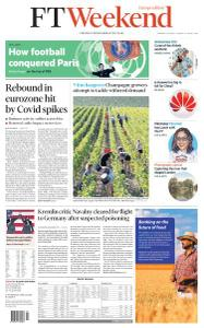 Financial Times Europe - August 22, 2020