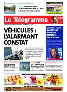 Le Télégramme Guingamp – 16 janvier 2020