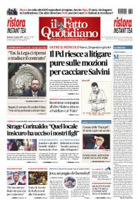 Il Fatto Quotidiano - 04 agosto 2019