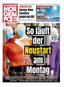 Hamburger Morgenpost – 18. April 2020