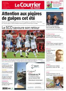 Le Courrier de l'Ouest Cholet – 23 août 2020