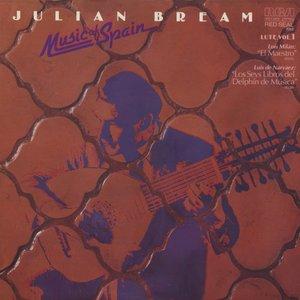 Julian Bream - Music Of Spain / Lute, Vol. 1 (1979) RCA Red Seal/ARLI 3435 - US 1st Pressing - LP/FLAC In 24bit/96kHz