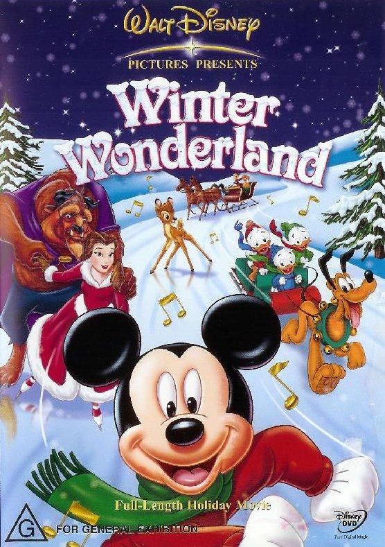Walt Disney Winter Wonderland